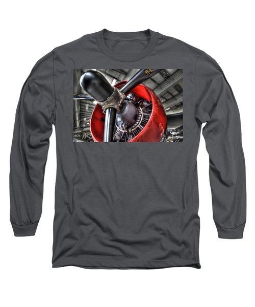 Big Power Long Sleeve T-Shirt