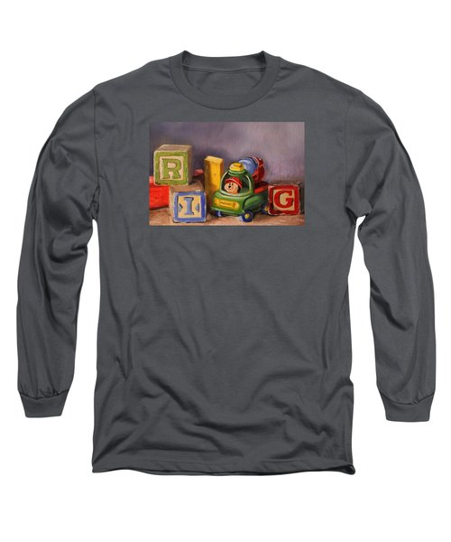 Big Rig Long Sleeve T-Shirt