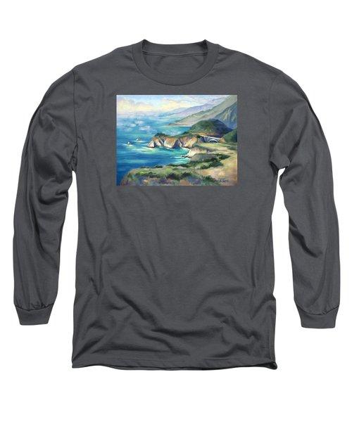 Big Sur Autumn Long Sleeve T-Shirt