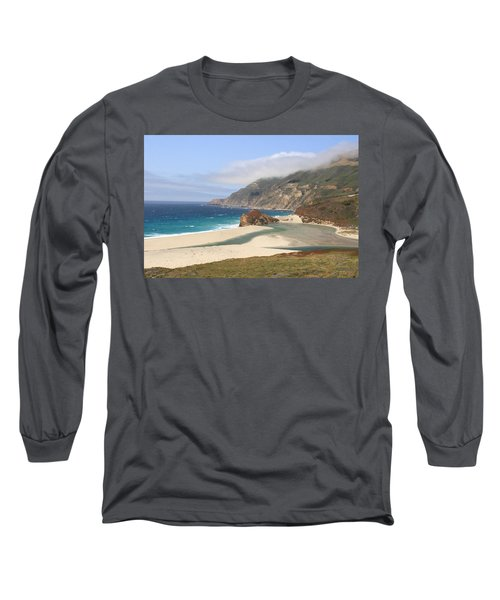Big Sur Beach Long Sleeve T-Shirt