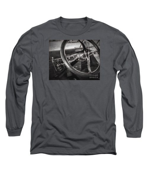 Long Sleeve T-Shirt featuring the photograph Big Wheel by JRP Photography