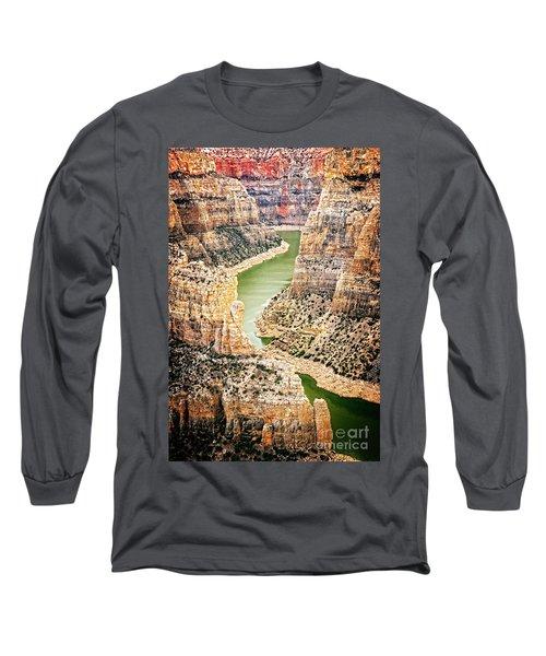 Bighorn River Long Sleeve T-Shirt