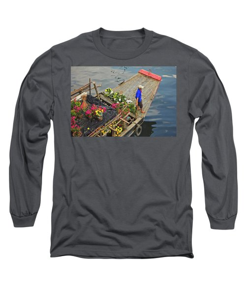 Binh Dong Market Long Sleeve T-Shirt