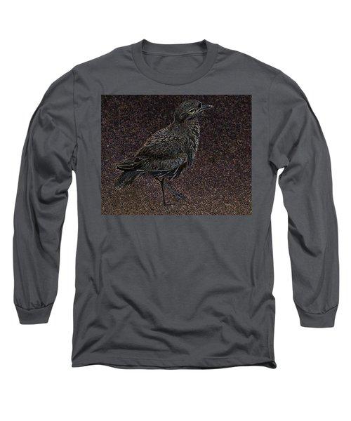 Bird No. 40-1 Long Sleeve T-Shirt
