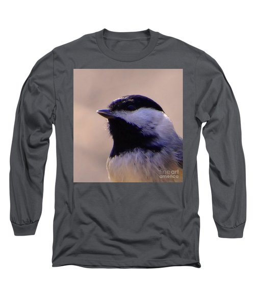 Bird Photography Series Nmb 2 Long Sleeve T-Shirt by Elizabeth Coats