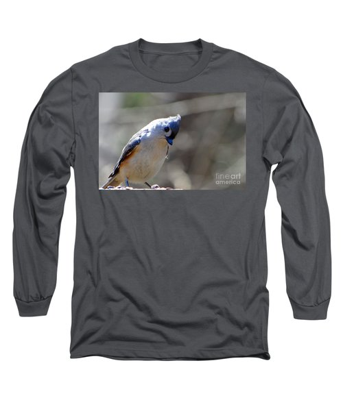 Bird Photography Series Nmb 7 Long Sleeve T-Shirt