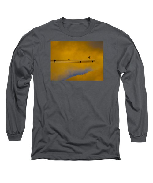 Bird Song Long Sleeve T-Shirt
