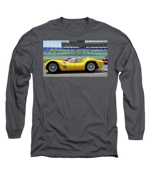 Birdcage Long Sleeve T-Shirt