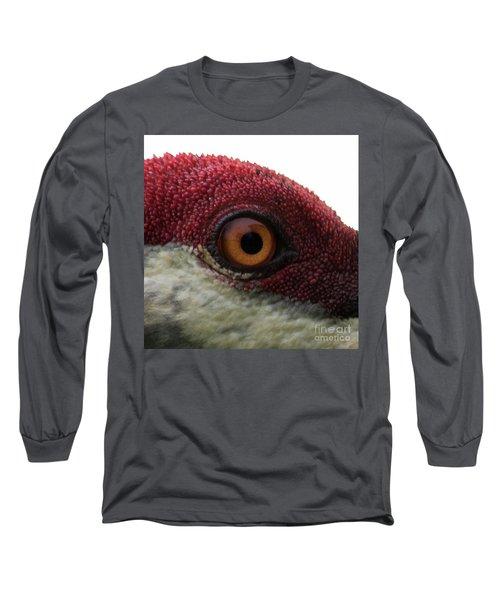 Long Sleeve T-Shirt featuring the photograph Birds Eye by Brian Jones