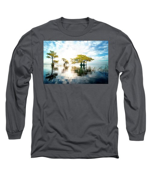 Birth Of Morning Long Sleeve T-Shirt
