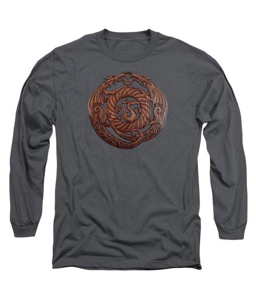 Birth Of The Phoenix Long Sleeve T-Shirt
