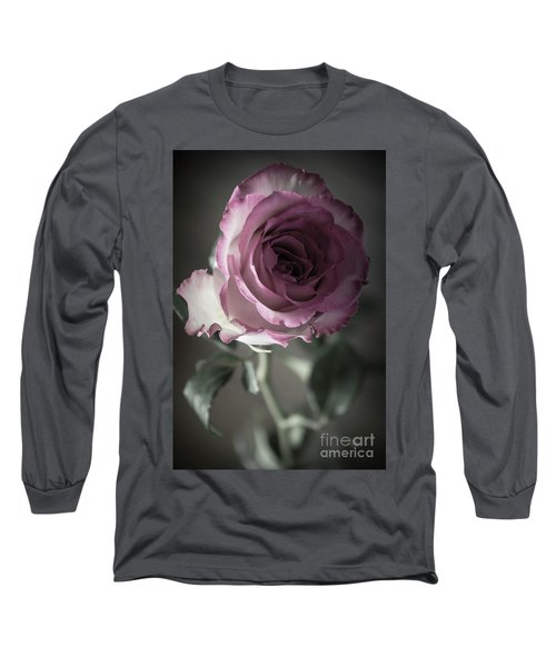 Birthday Rose Long Sleeve T-Shirt