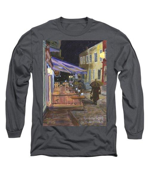 Bistro Sous Le Fort Long Sleeve T-Shirt