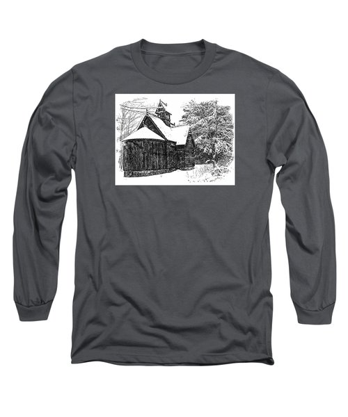 Boynton Chapel Long Sleeve T-Shirt