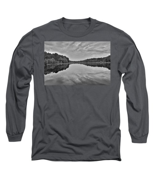 Black And White 71 Long Sleeve T-Shirt
