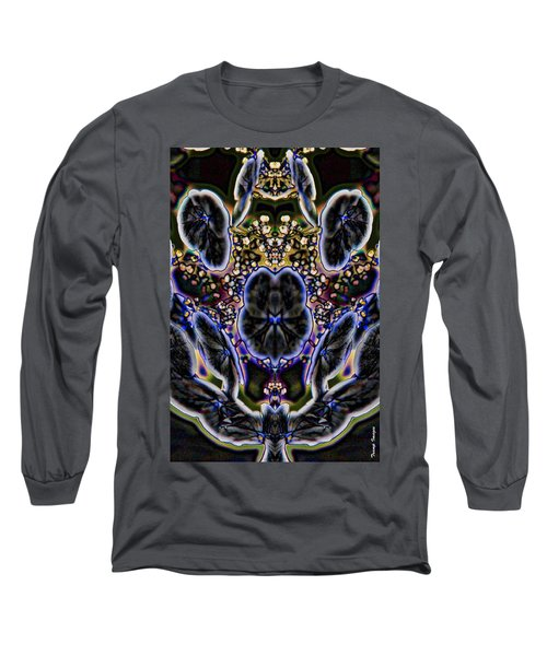 Black Angel Long Sleeve T-Shirt