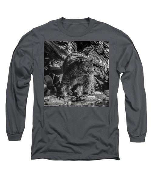 Black Bear Creekside Long Sleeve T-Shirt