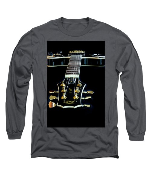 Long Sleeve T-Shirt featuring the photograph Black Beauty by Bill Gallagher
