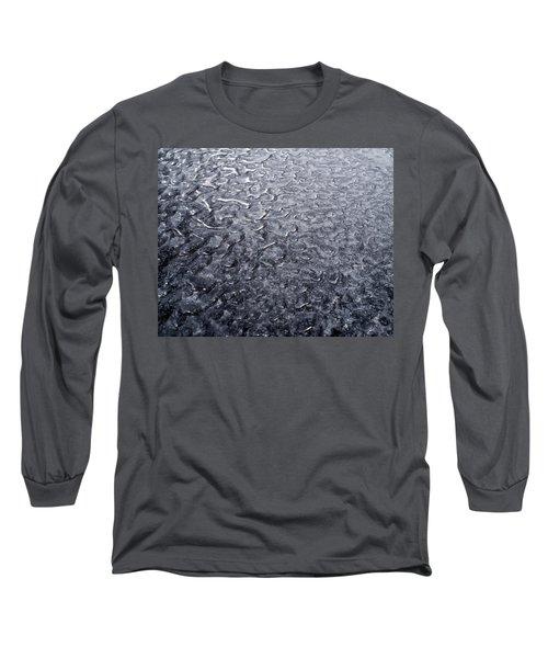 Black Ice Long Sleeve T-Shirt