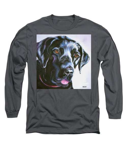 Black Lab No Ordinary Love Long Sleeve T-Shirt