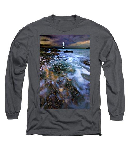 Black Point Light Long Sleeve T-Shirt