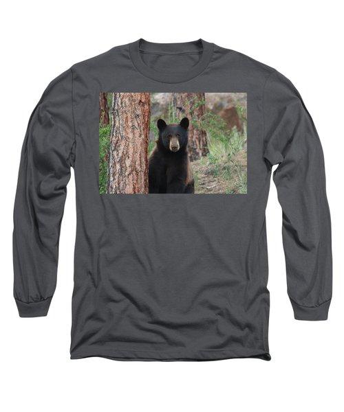 Blackbear2 Long Sleeve T-Shirt