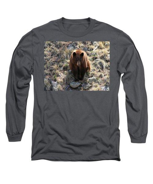 Blackbear4 Long Sleeve T-Shirt