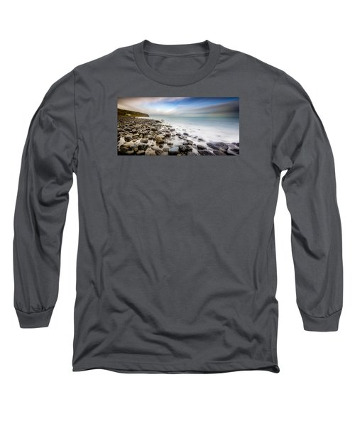 Blackhead From Whitehead Long Sleeve T-Shirt