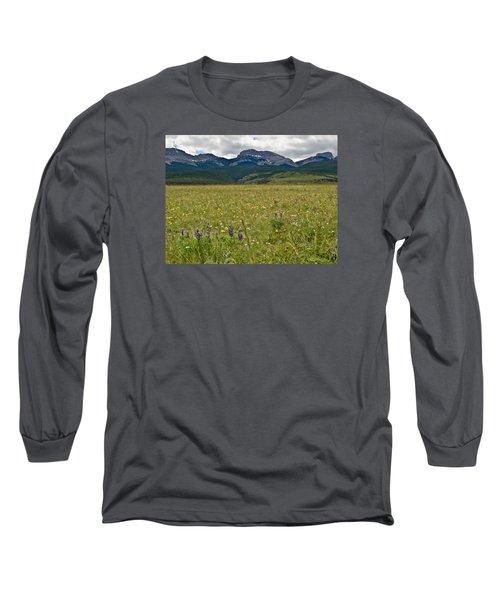 Blackleaf Canyon Long Sleeve T-Shirt