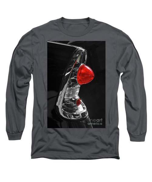 Long Sleeve T-Shirt featuring the photograph Black '56 by Dennis Hedberg