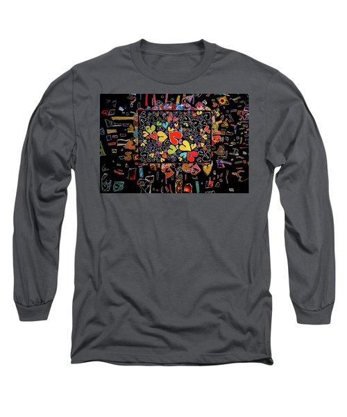 Blanket Of Love  Long Sleeve T-Shirt