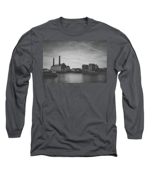 Bleak Industry Long Sleeve T-Shirt by Joseph Westrupp
