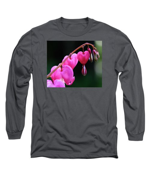 Bleeding Hearts 2 -  Long Sleeve T-Shirt