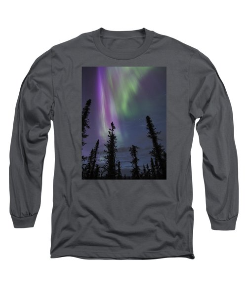 Blended With Green Long Sleeve T-Shirt