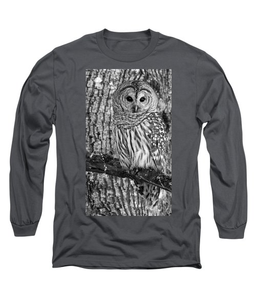 Blending In - 365-187 Long Sleeve T-Shirt by Inge Riis McDonald