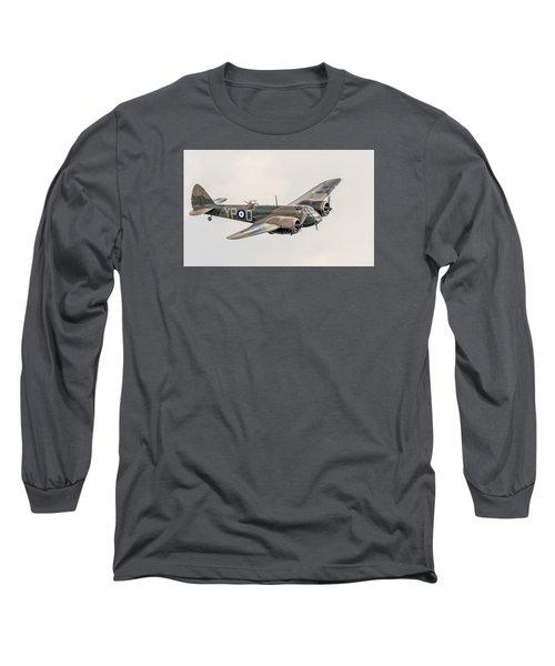 Blenheim Mk I Long Sleeve T-Shirt by Gary Eason