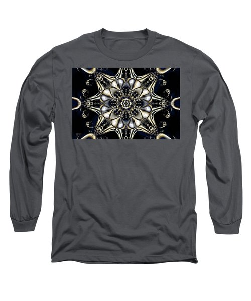 Blingo Long Sleeve T-Shirt by Jim Pavelle