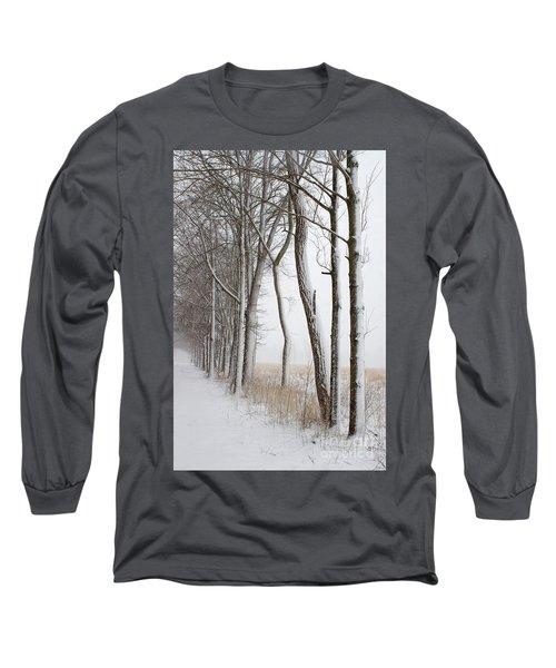 Blizzard Path Long Sleeve T-Shirt
