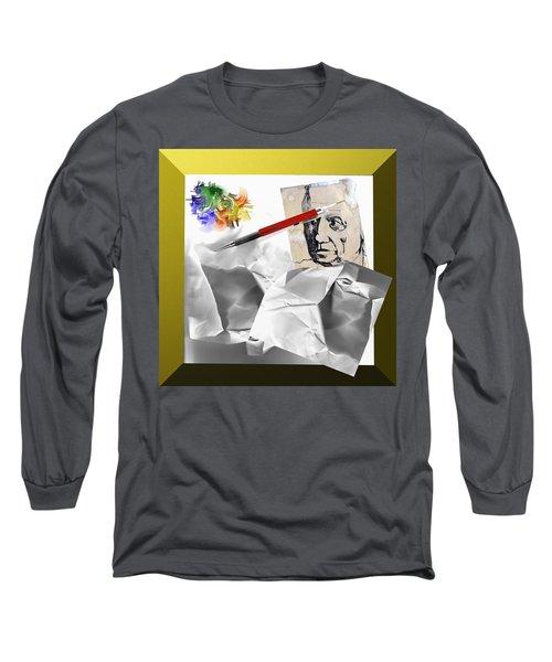 Block Long Sleeve T-Shirt