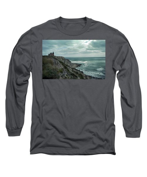 Block Island South East Lighthouse Long Sleeve T-Shirt