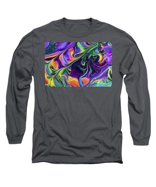 Block Rockin' Long Sleeve T-Shirt