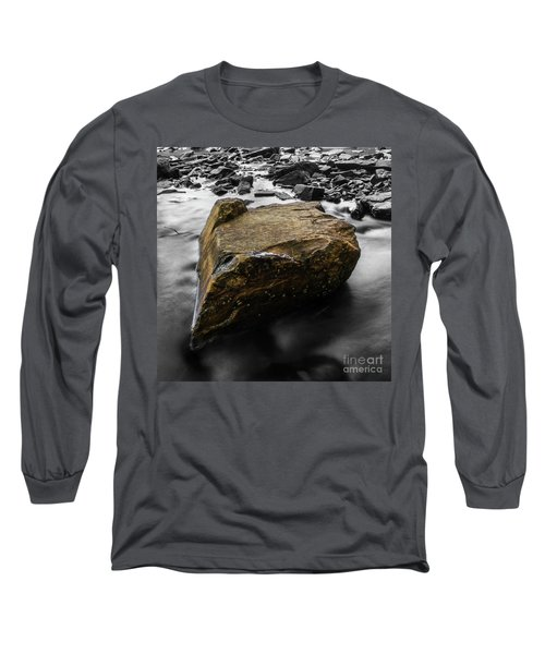 Long Sleeve T-Shirt featuring the photograph Blonde Rock by Brian Jones