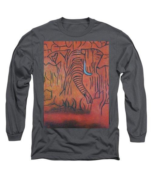 Blood Ivory Long Sleeve T-Shirt