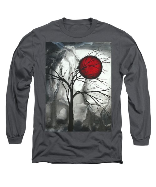 Blood Of The Moon 2 By Madart Long Sleeve T-Shirt