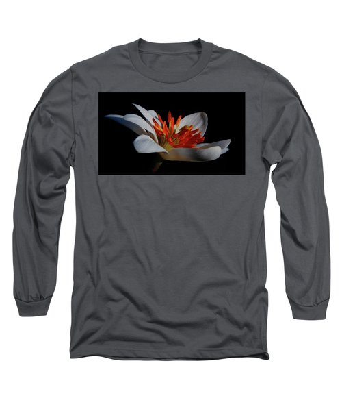Bloodroot Art Long Sleeve T-Shirt