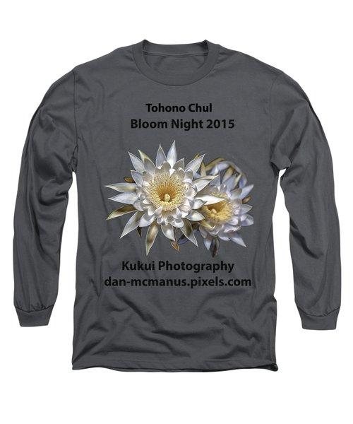 Bloom Night T Shirt Long Sleeve T-Shirt
