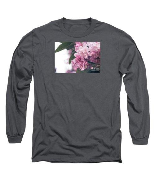 Blooming Pink Long Sleeve T-Shirt