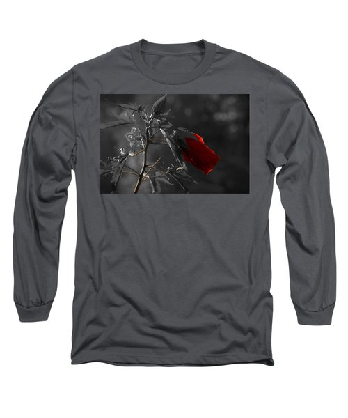 New Life Long Sleeve T-Shirt by Sherman Perry