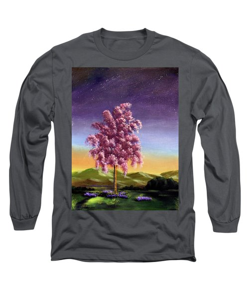 Blossoming Long Sleeve T-Shirt