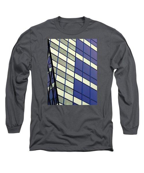 Blue 1114 Long Sleeve T-Shirt